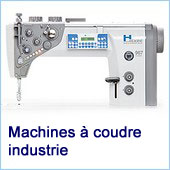 Machines à coudre industrie